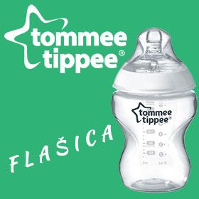 Tommee Tippee flasica