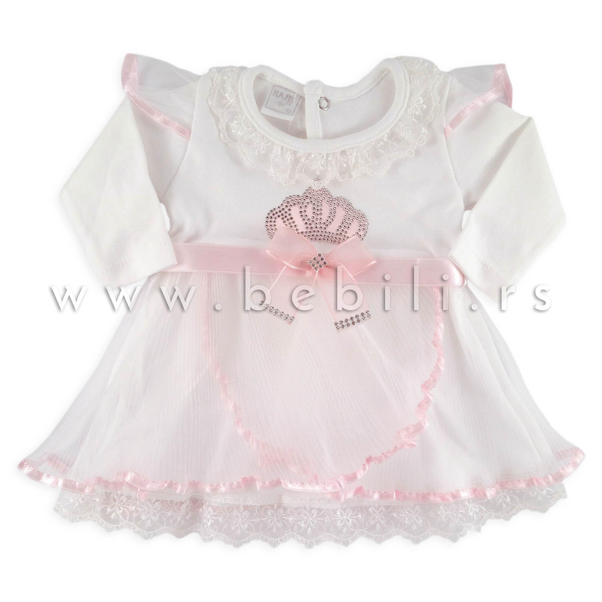 Hajdi Svečana Haljinica Za Bebe Princess