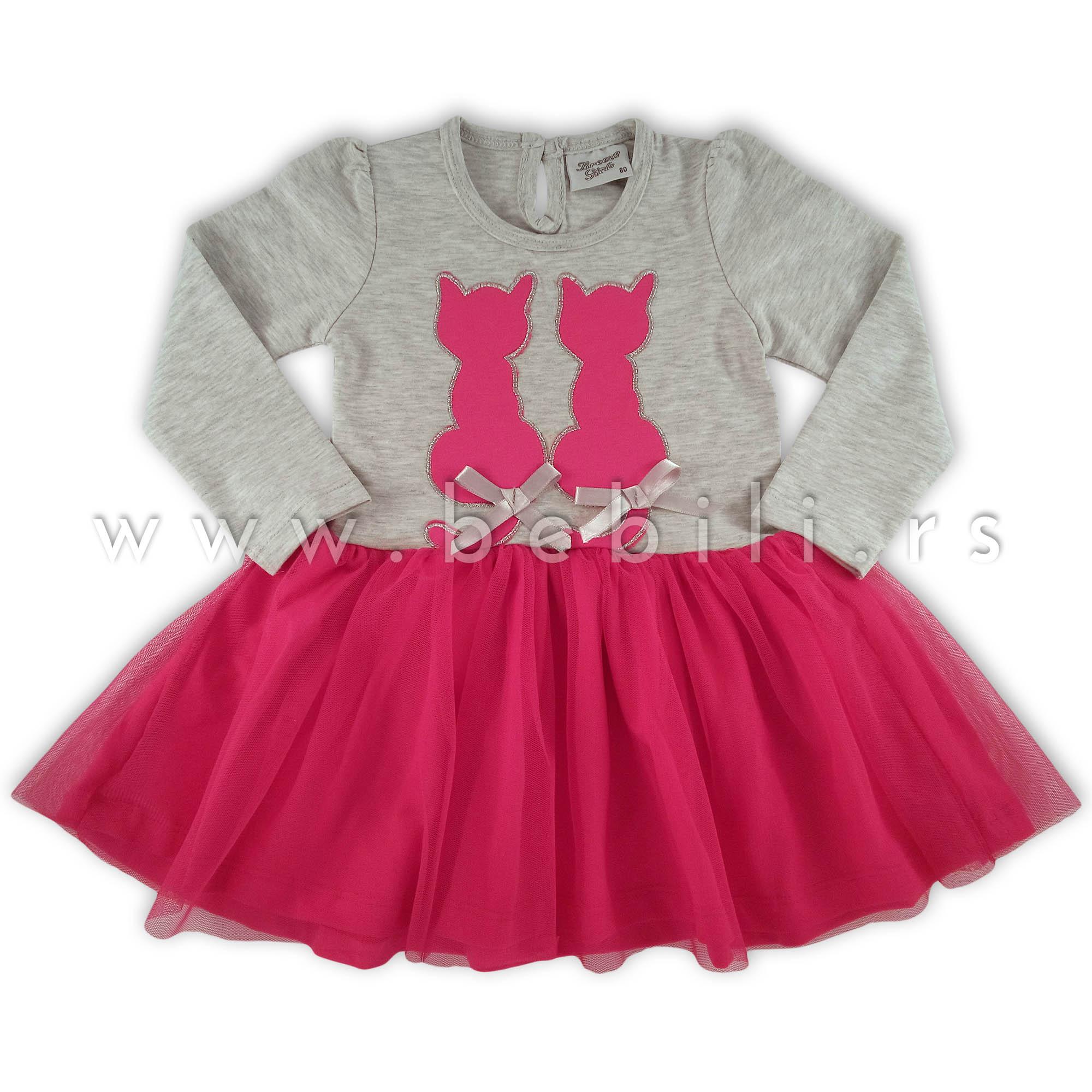 Haljina Za Devojčice Caty Ea629333 Ammansportcom
