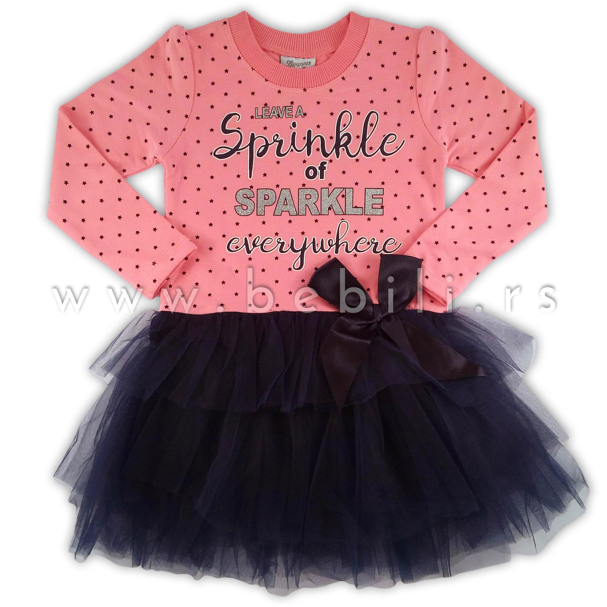 Haljina Za Devojčice Breeze Sparkle