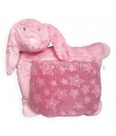 jungle-jastuk-cebence-za-bebe-pink-rabbit