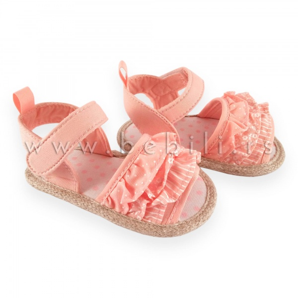 jungle-nehodajuce-sandale-za-bebe-roze-side